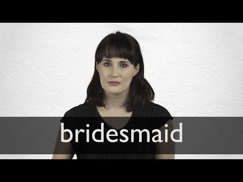 danish word for bridesmaid