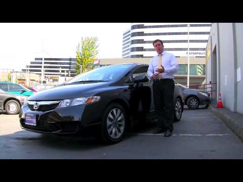 2009 Honda Civic EX Navi | Honda of Seattle