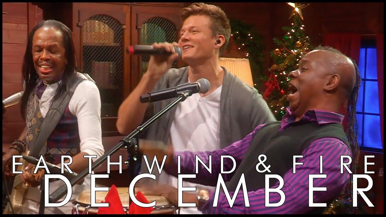 """December (September)"" Earth, Wind & Fire (Feat. Tyler Ward) - LIVE - YouTube"