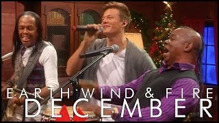 """December (September)"" Earth, Wind & Fire (Feat. Tyler Ward) - LIVE"