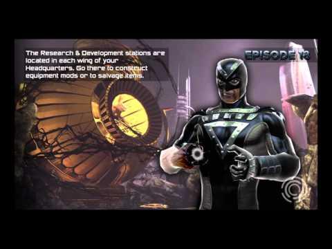 DC universe online episode 3(Green arrow ?)