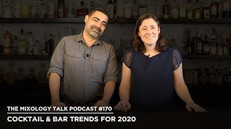 Cocktail & Bar Trends to Watch for in 2020