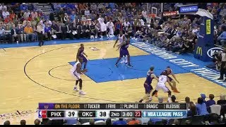NBA Phoenix Suns vs Oklahoma City Thunder Game Highlights November 3 2013