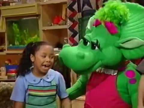 Barney: The Pudding Song