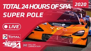 SUPER POLE - TOTAL 24 HOURS SPA 2020 - ENGLISH