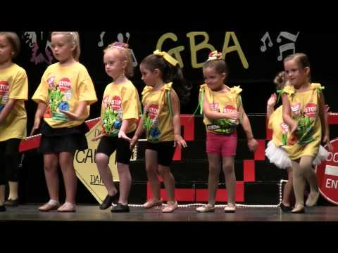 Makayla's Recital at Memorial Auditorium (Whistle While You Work)