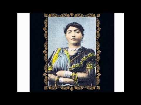 Gauhar Jaan: Maike piya bina... Raag Sohini, Thumri