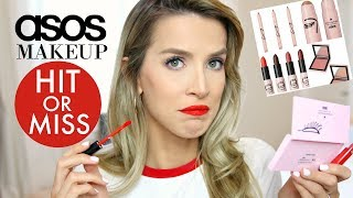 ASOS MAKEUP TRY-ON HAUL | SUPER AFFORDABLE BUT IS IT WORTH IT?