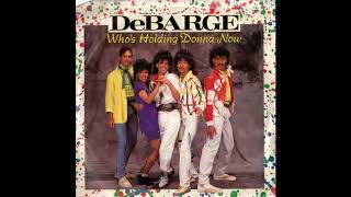DeBarge - Who's Holding Donna Now (1985)