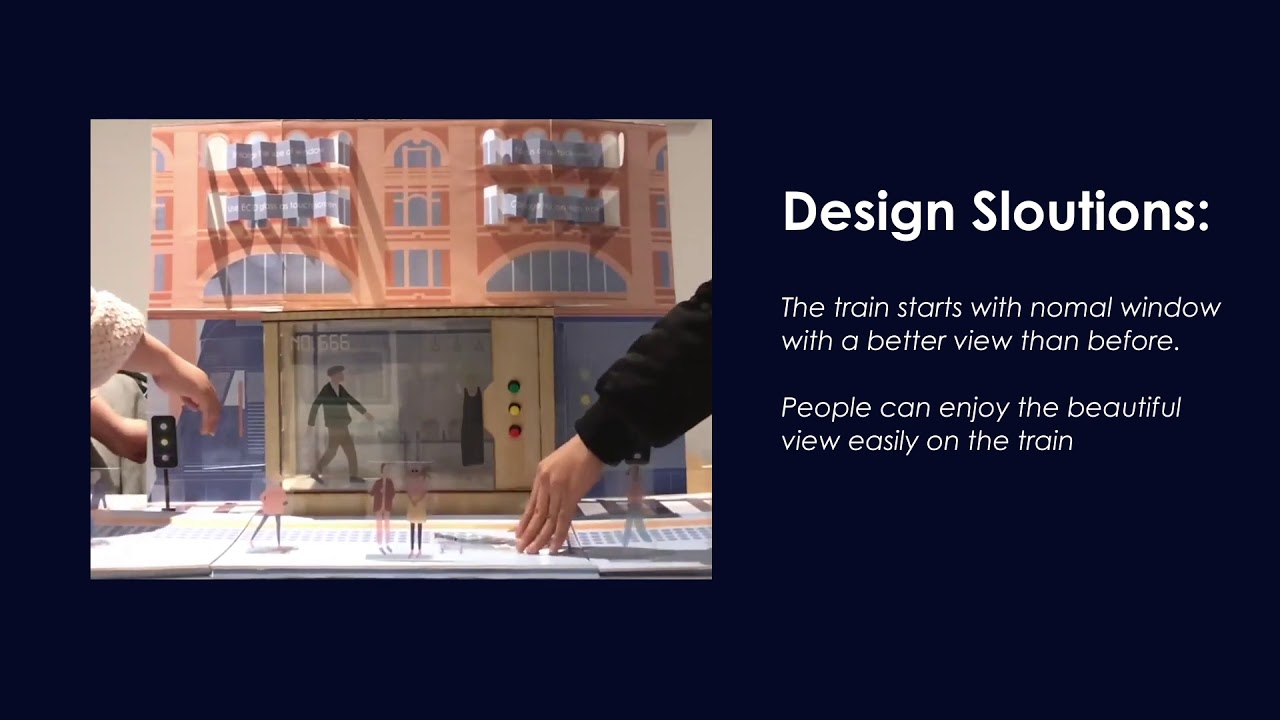 Signal -- Glass Train Presentation Demo