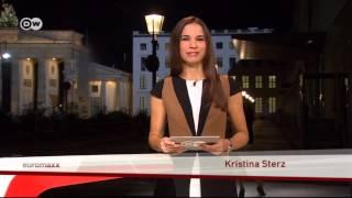 Kristina Sterz | Euromaxx highlights | 12.09.2015