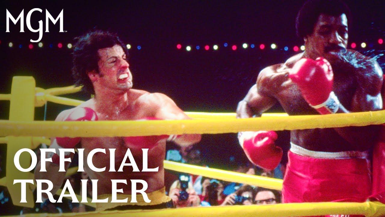 Download Rocky II (1979) Trailer   MGM Studios
