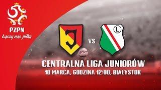 CLJ: Jagiellonia Białystok - Legia Warszawa