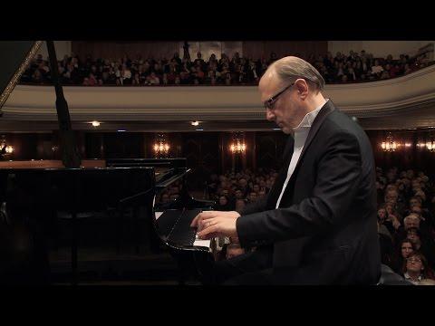 Marc-André Hamelin & Jacek Kaspszyk perform Johannes Brahms' Piano Concerto No. 2, Op. 83
