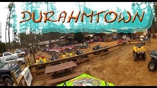 DurhamTown (DISNEY WORLD FOR DIRT BIKES)