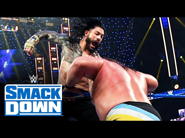 Roman Reigns lays waste to Otis: SmackDown Dec. 4, 2020