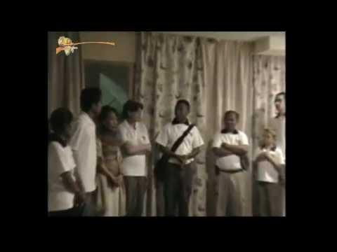 Prise de parole du Président de l'Association Omega Madagascar