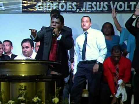 O Silencio da Igreja - Pr. Alex Costa 4º Gideões Suzano - SP