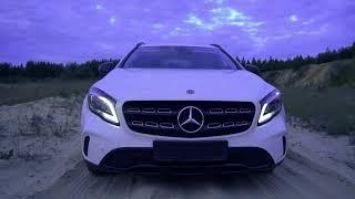 Mercedes GLA-250 4 matic 2018 sale Moscow