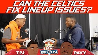 Can the Boston Celtics Fix Offensive Woes? | Hoops N Brews