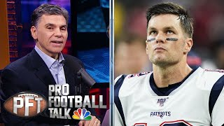 PFT OT: Tom Brady's frustration, trust in Jimmy Garoppolo | Pro Football Talk | NBC Sports