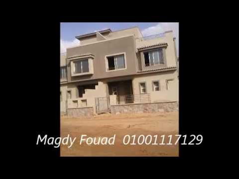 New Cairo, Real Estate, Villas For Sale In Palm Hills Compound,Egypt,