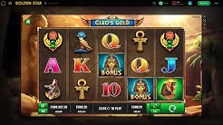 Cleo's Gold online slot game
