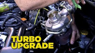 How To Upgrade Your Turbo