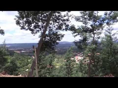 Sepite sobe a serra por Vilarinho até à cota 660 metros