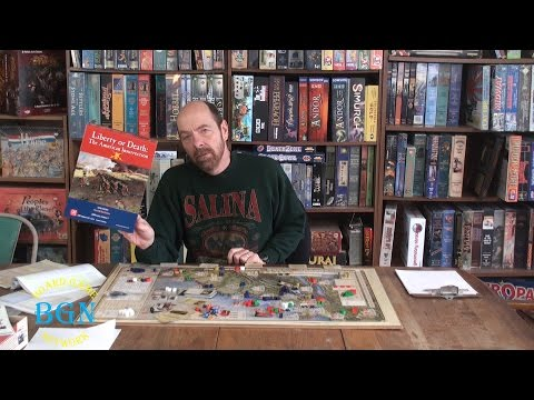 How to play Liberty or Death: The American Insurrection (COIN #5) (Revolutionary War) board game