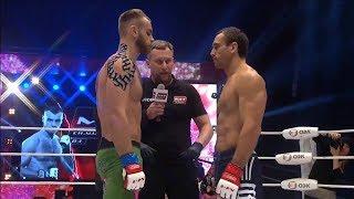 Сергей Романов vs Алексей Кунченко, M-1 Challenge 84
