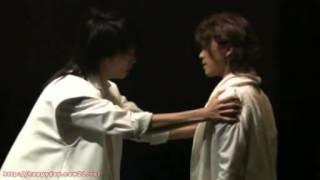 Bunkamura Theater Cocoon in Tokyo. Cast: Oguri Shun | Wakamura Mayu...