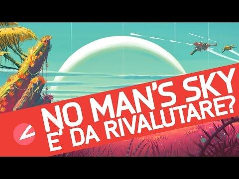 No Man's Sky: Sean Murray torna allo scoperto con il Foundation Update!