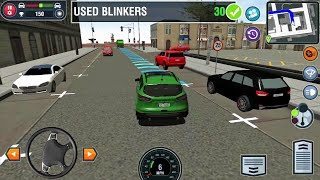Car Driving School Simulator #5 - Android IOS gameplay
