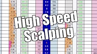 Betfair trading - High speed scalping!
