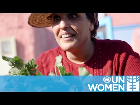 UN Women Stories | Moroccan women take on climate change