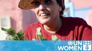 UN Women Stories | Moroccan women take on climate change