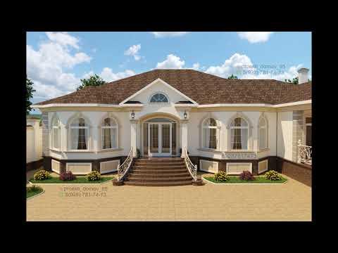 Проект одноэтажного дома- Информация там ссылка в Инстаграм @proekti_domov95
