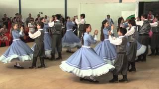 12º FENART - Danças Tradicionais - CTG Querência Goiania - Mirim