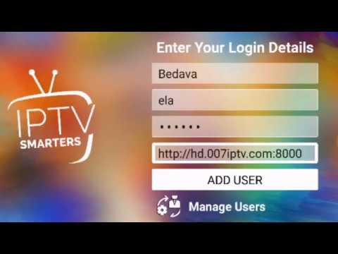 Iptv Smarters Pro Free User And Password Youtube