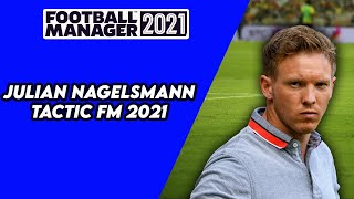 Recreate julian nagelsmann tactics in football manager 2021, this video you can check my replication of rb leipzig's tactic fm 2021! ...