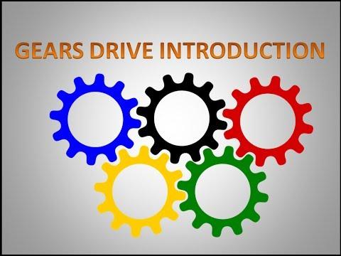 #1.GEARS DRIVE INTRODUCTION (KOM)