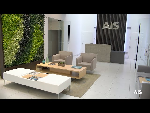 Company Showroom Walkthrough