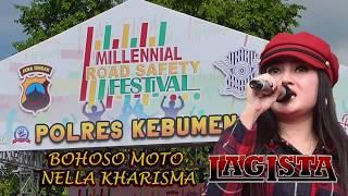 Gambar cover Bohoso Moto - NELLA KHARISMA Live Kebumen