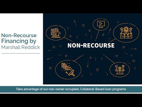 Non-Recourse Financing by