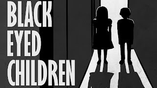 black eyed children urban legend story time something scary snarled
