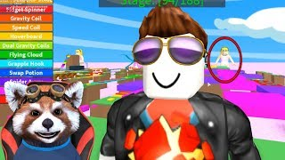 BARBIE-PUPPE FOLGT MIR   Roblox Obby