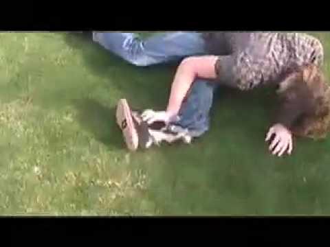 Broken Leg - YouTube  Broken Leg - Yo...