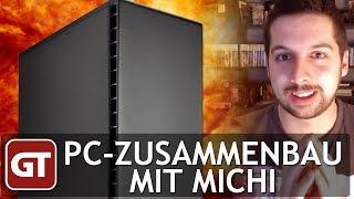 Thumbnail für Spielspaß oder flammendes Inferno: PC-Zusammenbau mit Michi - Special