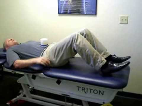 Core Stabilization - Low Back Exercises; Physical ...